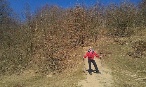 20 km med 9 kg på ryggen